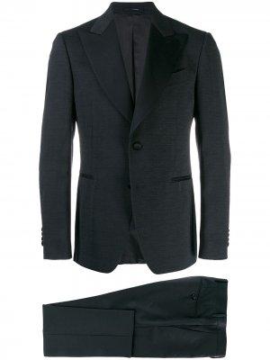 Delloglio костюм-двойка Dell'oglio. Цвет: синий