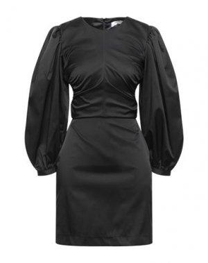 Короткое платье GLAMOROUS. Цвет: черный