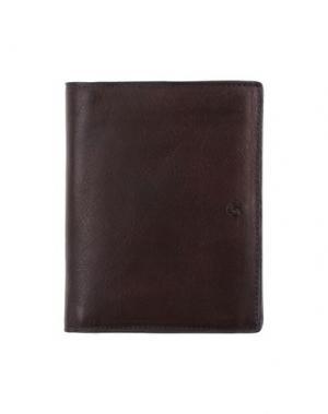 Бумажник SAMSONITE. Цвет: темно-коричневый