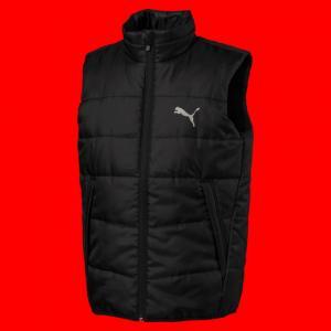 Жилет ESS Padded Vest B PUMA. Цвет: черный