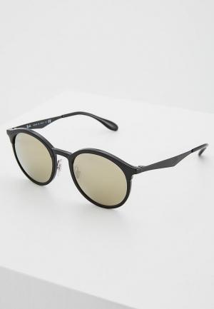 Очки солнцезащитные Ray-Ban® RB4277 601/5A. Цвет: черный