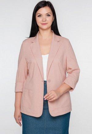 Пиджак Limonti. Цвет: розовый