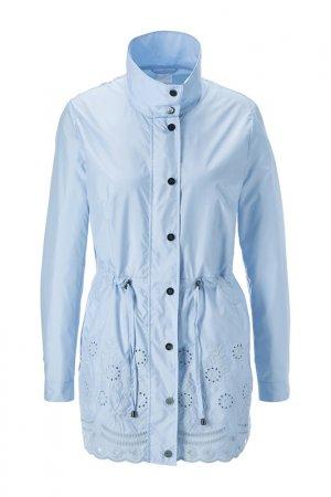 Куртка Madeleine. Цвет: bleu