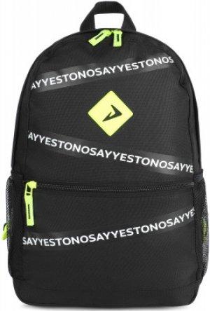 Рюкзак для мальчиков Demix. Цвет: черный