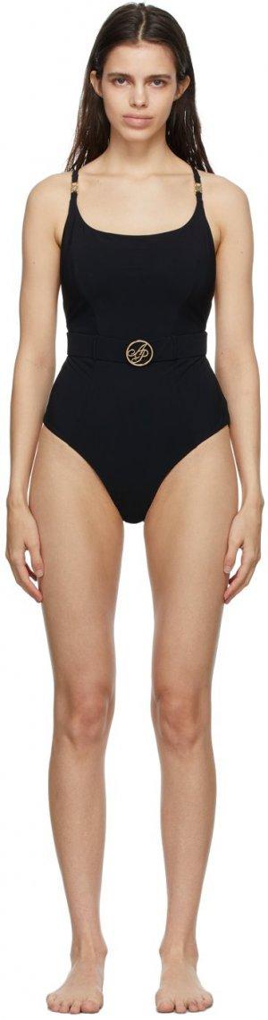 Black Laurella One-Piece Swimsuit Agent Provocateur. Цвет: black