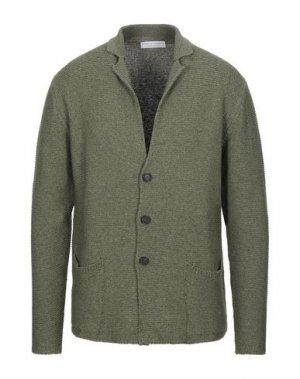 Пиджак FILIPPO DE LAURENTIIS. Цвет: зеленый