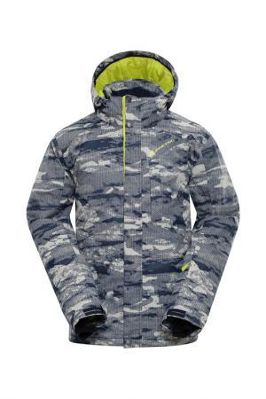 Jacket ski Alpine Pro. Цвет: blue