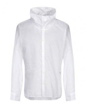 Pубашка AZZARO. Цвет: белый