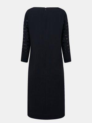 Платье Laurel. Цвет: chernyy