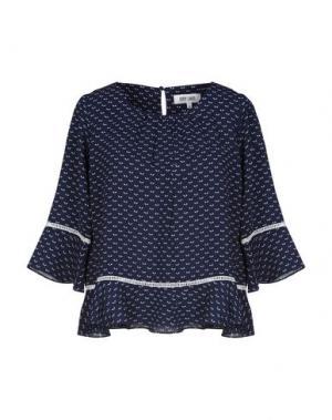 Блузка DRY LAKE.. Цвет: темно-синий