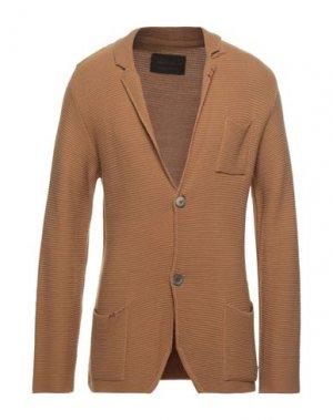 Пиджак BL.11 BLOCK ELEVEN. Цвет: верблюжий