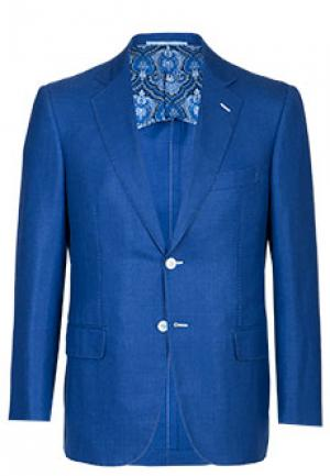 Пиджак CASTANGIA. Цвет: голубой