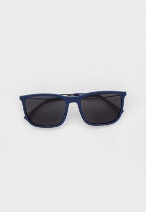 Очки солнцезащитные Emporio Armani EA4154 508887. Цвет: синий