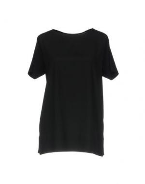 Блузка ANNECLAIRE. Цвет: черный