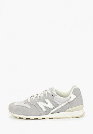 Кроссовки New Balance 996v1. Цвет: серый