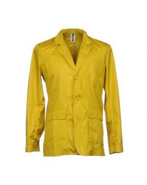 Пиджак BARK. Цвет: кислотно-зеленый