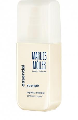 Кондиционер-спрей увлажняющий Marlies Moller. Цвет: бесцветный