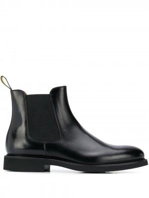 Doucals ботинки челси Doucal's. Цвет: черный