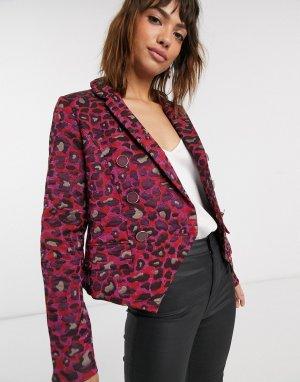 Двубортный пиджак Closet-Мульти Closet London