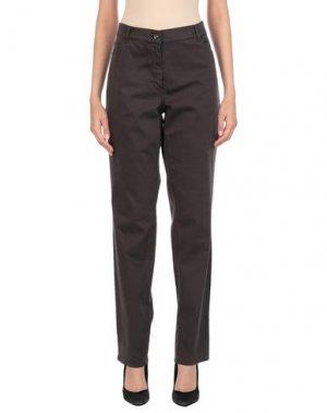 Повседневные брюки GARDEUR. Цвет: темно-коричневый