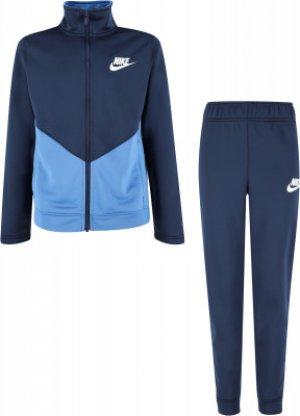 Костюм для мальчиков Sportswear, размер 128-137 Nike. Цвет: синий