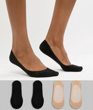 4 пары носков -Мульти Gipsy