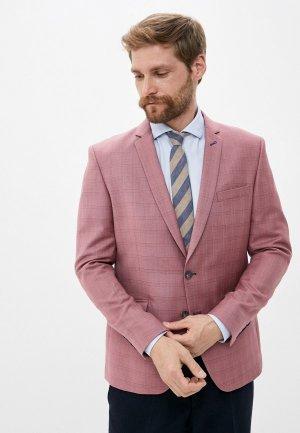 Пиджак Absolutex. Цвет: розовый