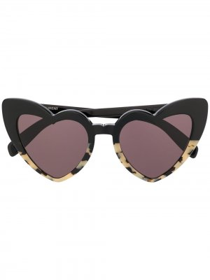 Солнцезащитные очки New Wave SL 181 Lou Saint Laurent Eyewear. Цвет: черный