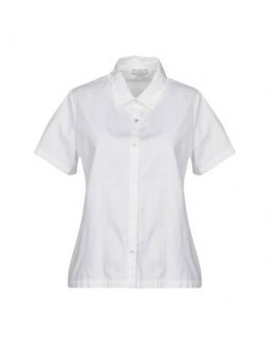 Pубашка CLU. Цвет: белый