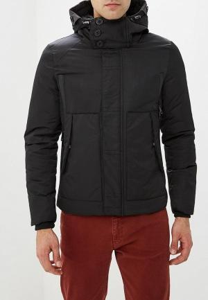 Куртка утепленная MTX. Цвет: черный