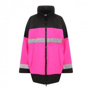 Куртка Vetements. Цвет: розовый