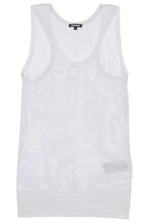 Пуловер Dirk Bikkembergs. Цвет: белый