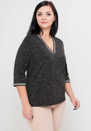 Пуловер Limonti. Цвет: черный
