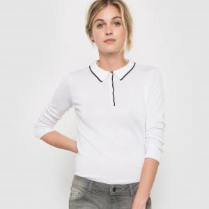 Пуловер с рукавами 3/4 R essentiel. Цвет: черный