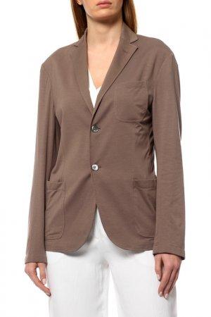 Пиджак Cruciani. Цвет: коричневый