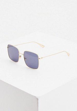 Очки солнцезащитные Christian Dior STELLAIRE1XS J5G. Цвет: синий