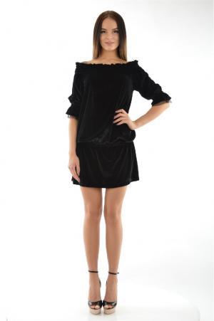 Платье Arizona. Цвет: черный