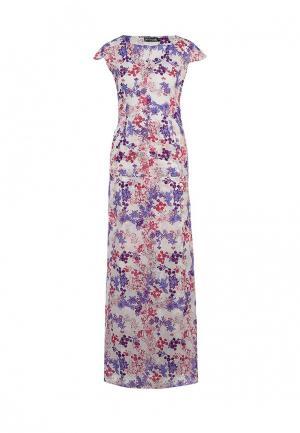 Платье Love & Light. Цвет: фиолетовый