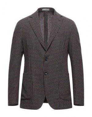 Пиджак 0909 FATTO IN ITALIA. Цвет: светло-коричневый