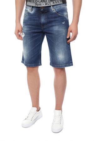 Шорты джинсовые Love Moschino. Цвет: 483w