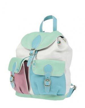 Рюкзаки и сумки на пояс CATERINA LUCCHI. Цвет: белый
