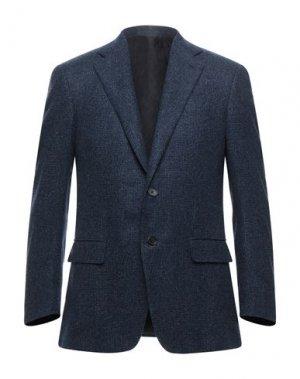 Пиджак CARUSO. Цвет: синий