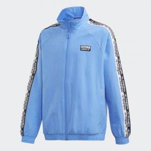 Олимпийка Originals adidas. Цвет: синий