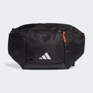 Сумка через плечо Parkhood Performance adidas. Цвет: красный