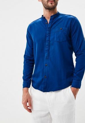 Рубашка Sahera Rahmani. Цвет: синий