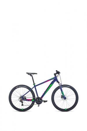 Вело Forward. Цвет: фиолетовый, зеленый