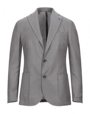 Пиджак CALVIN KLEIN. Цвет: темно-синий