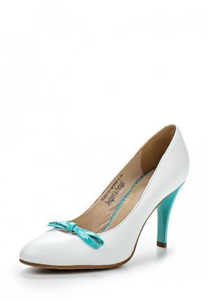 Туфли Clotilde. Цвет: разноцветный