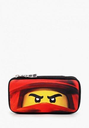 Пенал LEGO. Цвет: красный
