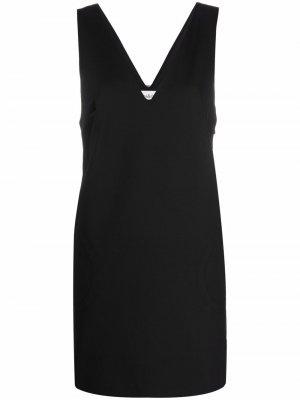 Платье-трапеция Faya Ba&Sh. Цвет: черный